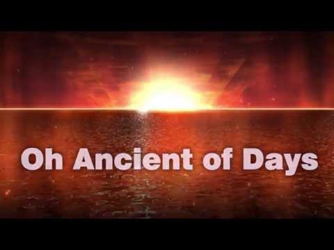Ancient of Days Instrumental with Lyrics