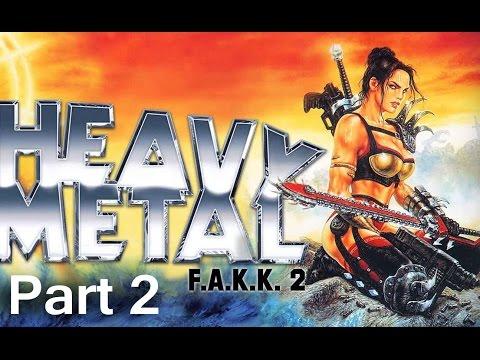 Heavy Metal: F.A.K.K.² #2 - Leaving Town + Cliffside