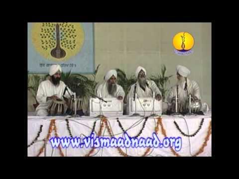 AGSS 1997 - Raag Sarang Partaal : Bhai Avtar Singh Ji Delhi