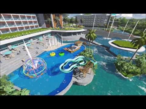 Mandalika Beach Resort & Residences Animation - Release 4.0