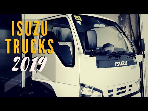 ISUZU N-SERIES BEFORE 2020