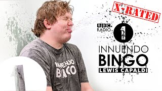 """""""Two young studs GET WET"""": Lewis Capaldi renames Innuendo Bingo 