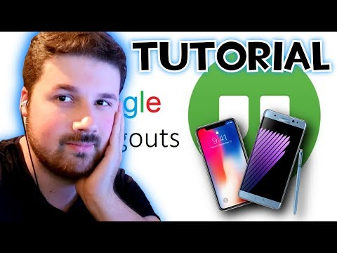 How To Use Google Hangouts A Tutorial For Android, IPhone And PC