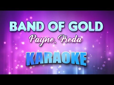 Payne, Freda - Band Of Gold (Karaoke & Lyrics)