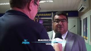 Maurício Martins requer conserto do dessalinizador do Alto do Velame em Russas