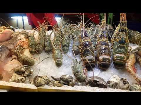 Seafood Koh Samui, Thailand