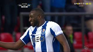Futebol: Chaves-FC Porto, 0-4 (resumo)