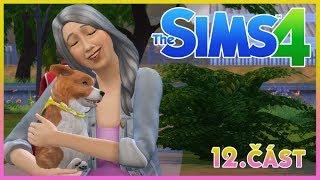 Let's Play The Sims 4 - Příšera pod postelí! ( část 12.) 👻🐙😖