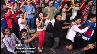 Julia Perez 'Goyang Merana' - dahSyat 12 Agustus 2014