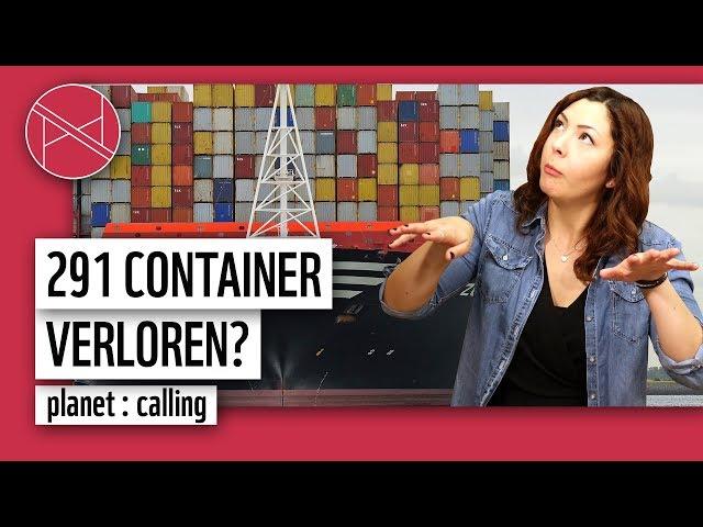 Schiffsunglücke: Wie schlimm sind sie für die Umwelt? | planet : calling | planet : panda