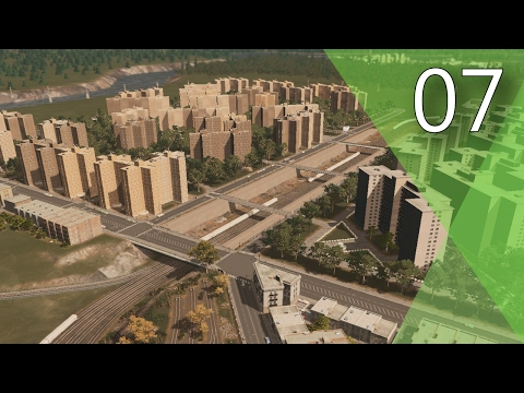 Cities: Skylines - Part 7 - Urban Housing