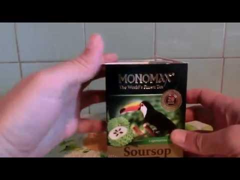 Зеленый чай с саусепом -