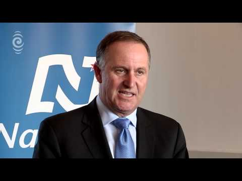 John Key responds to a claim by Panama Papers source