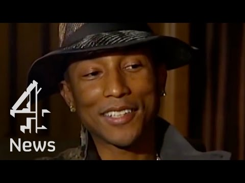 Pharrell Williams on Blurred Lines lyrics controversy