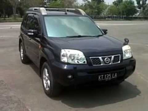 dijual nissan x trail xt 2005 samarinda youtube. Black Bedroom Furniture Sets. Home Design Ideas