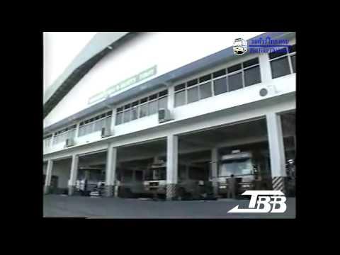 วีดิทัศน์ อู่ประกอบตัวถังรถโดยสาร ธนบุรีบัสบอดี้
