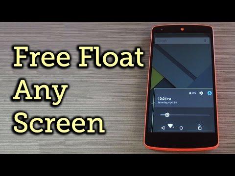 Freely Move Any Screen On Android For Easier One-Handed Use [How-To]