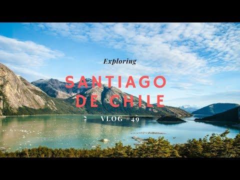 Onze eerste echte vakantiedag in Chile (Santiago) 🇨🇱 ☆ VLOG #49