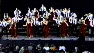 Rhythm Is Gonna Get You/Conga/Get On Your Feet - 1997 Pekin Noteables