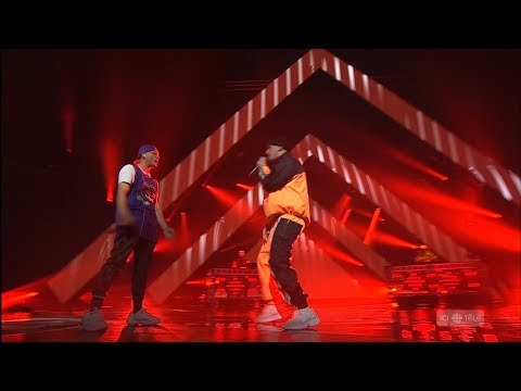 Youtube: Fouki & Koriass – iPhone/ Cinq à sept Live @ ADISQ 2019