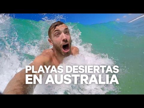 LAS PLAYAS DESIERTAS DE LA AUSTRALIA HIPPIE | enriquealex