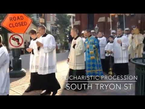 Eucharistic Congress 2016 video highlights
