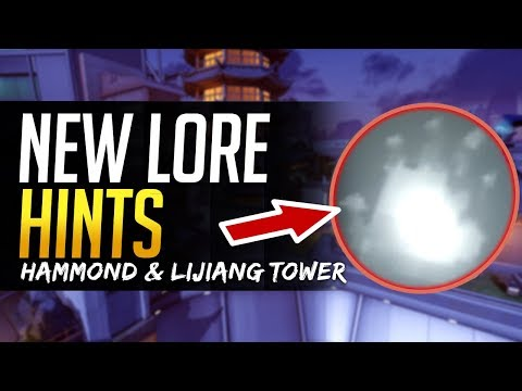 Overwatch MORE LORE HINTS & PLAY FOR FREE! thumbnail