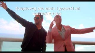 Ahmed Chawki - Habibi I Love You ft. Pitbull tłumaczenie PL