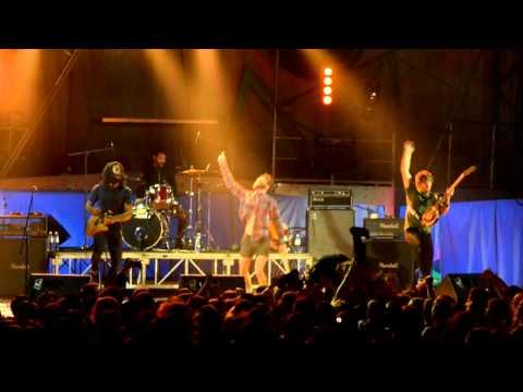 The Chariot - 01 - Evan Perks - Live@Bingo (Kiev, 09.04.2012)