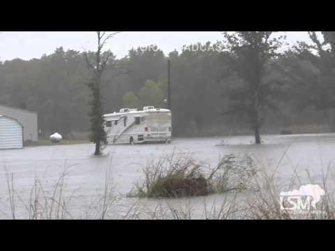 10-24-15 Canton, TX Flooding