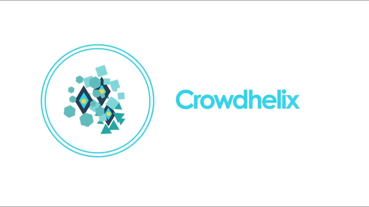 Vision2020: The Crowdhelix Network