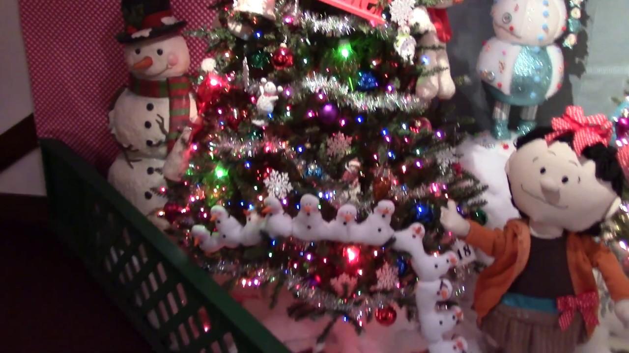Kraynaks Christmas Land 2014 Part One - YouTube