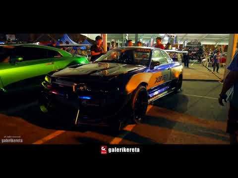 Skyline R32 Suspension Show at Velocity Motor Show 2017