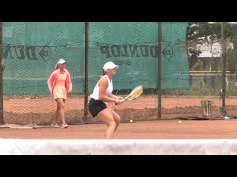 НТА - Незалежне телевізійне агентство: У Львові у самому розпалі міжнародний тенісний турнір ITF LION CUP