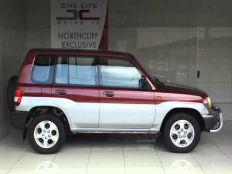 Mitsubishi Montero 2015 >> 2000 MITSUBISHI PAJERO IO 1.8 5d Auto For Sale On Auto Trader South Africa - YouTube