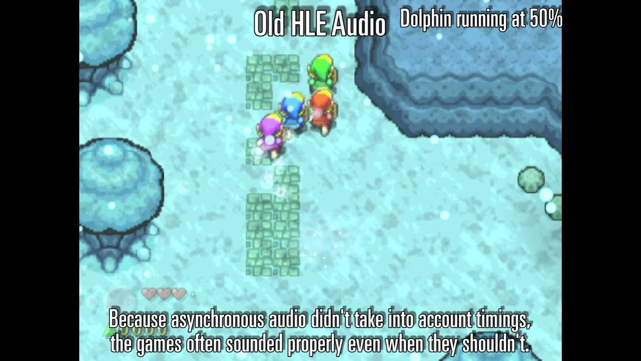 Dolphin Emulator - The Rise of HLE Audio