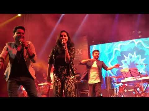 Saibo - live concert - Shore in the city - song by : Sachin Jigar, Priya Sariya, Rakesh,