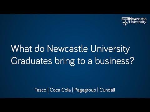 The Impact of Newcastle University Graduates on Business