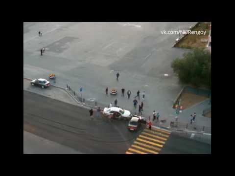 ДТП на Ленинградском 29.07.2017 -  Новый Уренгой