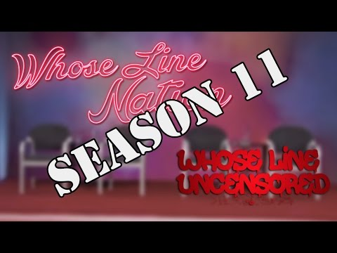 Whose Line Is It Anyway - Season 11 (Uncensored)