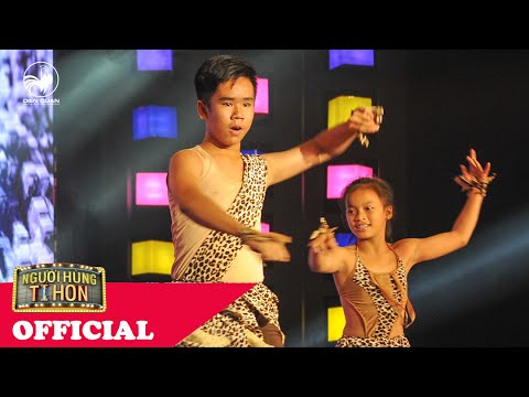 Người Hùng Tí Hon | Tập 3: Tài năng khiêu vũ - Phúc Nhi & Tuấn Phong (Biệt đội Tinh nghịch)