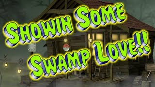 Showin A Little Swamp Love!!!