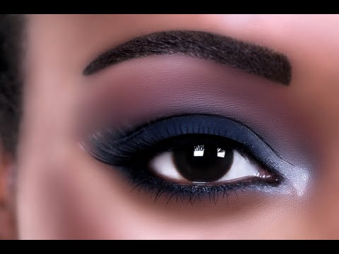 how to apply eye makeup for black women full face makeup for