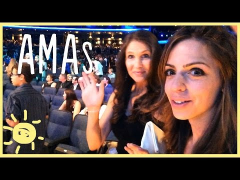 ELLE | Day In Life 5- The AMAs and Taylor Swift!