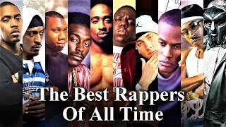 Video Top 100 - The Best Rappers Of All Time (2017) download MP3, 3GP, MP4, WEBM, AVI, FLV Juni 2018