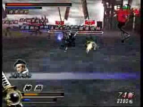 Sengoku Basara 2 - Kenshin vs Shingen