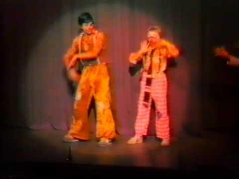 Bats: 1984 Ipswich State High school musical