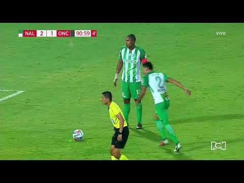 Nacional 2-1 Once Caldas - Gol Daniel Bocanegra - Final Copa Águila 2018