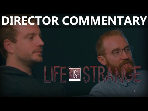 Life Is Strange Director Commentary FULL COMPLETE ALL PARTS 1080p thumbnail