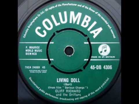 Cliff Richard and The Drifters - Living Doll ( 1959 )